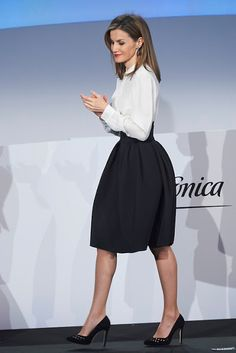 Queen Letizia attends 'Telefonica Ability Awards' 2015