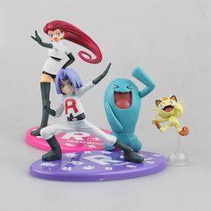$18.87 (Buy here: https://alitems.com/g/1e8d114494ebda23ff8b16525dc3e8/?i=5&ulp=https%3A%2F%2Fwww.aliexpress.com%2Fitem%2FFree-Shipping-Japanese-Anime-Pokemon-Toys-Figures-Jesse-Action-Figures-James-Dolls-PVC-Model%2F32726503981.html ) Free Shipping Japanese Anime Pokemon Toys Figures Jesse Action Figures James Dolls PVC Model for just $18.87