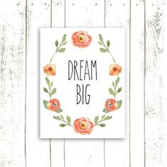 Dream big!