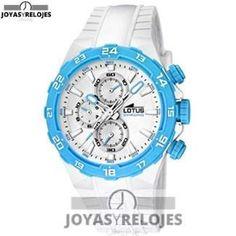 ⬆️😍✅ Lotus 15800/7 😍⬆️✅ Maravilloso Modelo de la Colección de Relojes LOTUS ➡️ PRECIO 79.95 € Disponible en 😍 https://www.joyasyrelojesonline.es/producto/lotus-158007-reloj-analogico-de-cuarzo-para-mujer-con-correa-de-plastico-color-blanco/ 😍 ¡¡Corre que vuelan!!