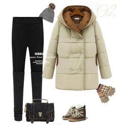 2015 New Arrival Winter Jacket Women Long Sleeve Slim Hooded Parka Overcoat Women Outerwear Cotton Coats Plus Size S XXXL-in Down & Parkas from Women's Clothing & Accessories on Aliexpress.com | Alibaba Group US $40