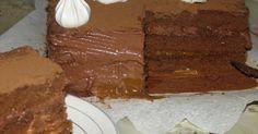 Fabulosa receta para Torta de chocolate rellena . Muy rica torta de chocolate con un delicioso relleno cremoso, super tentadora. Para celebrar un choco goloso cumpleaños!!  Esta torta de chocolate es la que mas he hecho en mi vida, cada fiesta cada cumpleaños de familiares o amigos era la solicitada!!  Vídeo: Como rellenar la torta