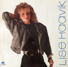 Jeg vil elske dig -  Lise Haavik - Norsk Grand Prix 1988.   En norskfødt sangerinde synger en sang fra Norsk Grand Prix. Det er på dansk, men med norsk accent.