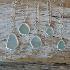 sea glass... love these