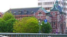 岩手銀行 旧本店・旧中ノ橋支店(旧盛岡銀行)