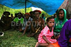 KNPB Independence Activists in West Papua