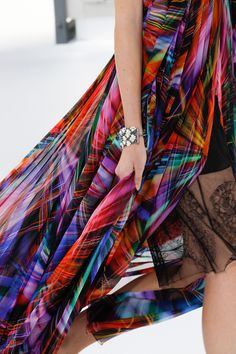 Chanel RTW SS 2017 #Chanel #DataCenterChanel #SpringSummer2017 | Visit espritdegabrielle.com L'héritage de Coco Chanel #espritdegabrielle