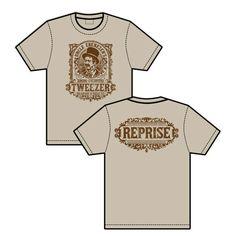 Phish Tweezer lot tee shirt silkscreened original art. $19.99, via Etsy.