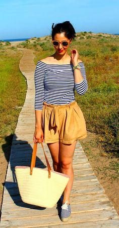 Vacaciones en Plutón: Navy and Velvet #kissmylook