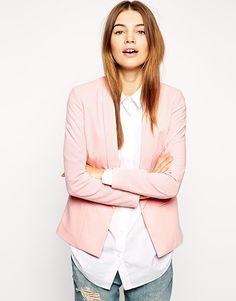 Favorite pop of pink via ASOS!