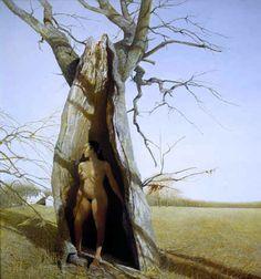 Las acuarelas surrealistas de Andrew Wyeth Andrew Newell Wyeth (12 de julio de 1917 – 16 de enero de 2009) fue un pintor realista y regionalista estadounidense. Fue uno de los más conocidos del sig…