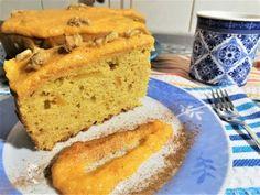 Υγιεινό Κέικ με Πολτό Πορτοκαλιού   Γλάσο Πορτοκαλιού   Healthy Orangepu... My Favorite Food, Favorite Recipes, Mary Poppins, Cornbread, Kids Meals, French Toast, Group, Children, Breakfast