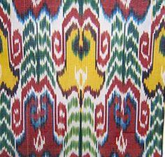 ikat | Ikat Design – A Glance at Symmetry »