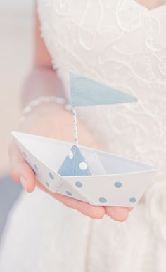 Would be cute for a baby boy theme.