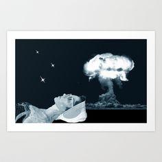 Atomic Splendor Art Print by Joel Spencer - $22.88