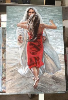 Christian Paintings, Christian Art, Braut Christi, Pictures Of Jesus Christ, Christian Pictures, Jesus Painting, Jesus Art, Bride Of Christ, Prophetic Art