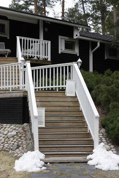 Talvipiha Co Design, House Ideas, Stairs, Cottage, Photoshoot, Interiors, Outdoor, Home Decor, Outdoors