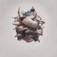 Cluster by Jeremy Geddes