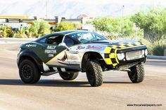 ford rally Fighter | Local Motors Rally Fighter
