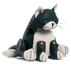 Wally Cat Doorstop By Dora Designs - A Bentley Cushions