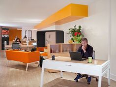 Bivi for One Modular Desk & Worksurface | turnstone