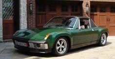 Porsche 914/6 GT, Benidorm, Spain, España