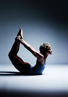 Dhanurasana / Bow Pose #yoga