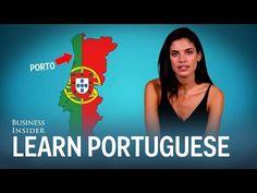 Victoria's Secret Angel teaches you Portuguese - YouTube