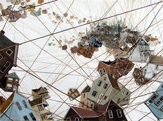 Arte y Arquitectura: Amy Casey