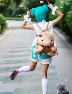 "Size  Length 60cm  Pease buy from this link to avoid fees thank you! ^^  http://syndromestore.com/collections/173480-featured/products/11648675-cute-loppy-backpack-japanese-fashion-toys-cartoon-soft-rabbit-girls  <a href=""http://imageshack.us/a/img197/8859/7dvr.png"">♡ Shipping Information ..."