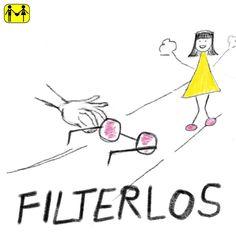 Filterlos - Das Leben so zu sehen und mit vollem Herzen zu verinnerlichen, wie es ist, heißt lieben.