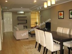 Ciputra Urban - Tay Ho District - Hanoi  3 bedrooms apartments - Area 120m2 - Elevator - ID: 713