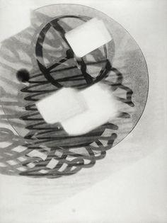 Laszlo Moholy-Nagy, Photogram, 1922