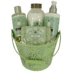 Bar Soap Ocean Seaweed Soothing Spa Gift Basket « Blast Gifts