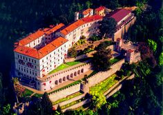 Castelbrando Aerial View - List of castles in Italy - Wikipedia, the free encyclopedia