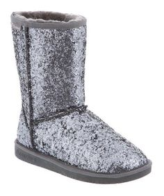 BEARPAW Pewter Cheri Boot - Women