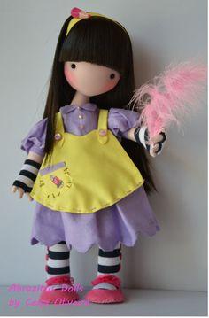 Muñeca Julia, Muñeca de tela, dolls,
