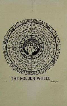 the-two-germanys: The Golden Wheel. Manual of Cartomancy & Occult Divination Grand Orient London: William Rider & Son, Ltd. Alchemy Symbols, Magic Symbols, Ancient Symbols, Alchemy Art, Illustrations Harry Potter, Sacred Geometry Symbols, Esoteric Art, Occult Art, Fortune Telling