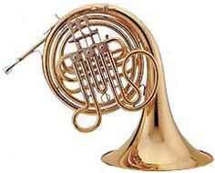 Hans Hoyer 3700 F- Student Horn, 3B- ball joints, nickelsilver inner- and outerslides, Ø 290 mm bell, 11,90 thomann mm bore