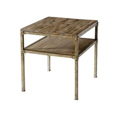 """Stein World """"42"""" End Table"""