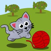 Watch the cute little Kitties race to win the ball of wool! Who will win? Watch and see! Online Digital Clock, Online Alarm Clock, Date Countdown, Countdown Timer, Cute Little Kittens, Cute Cats, Fun Timers, Classroom Timer, Cat Races