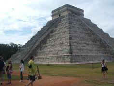 Chichenitza Mexico