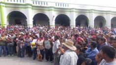 NOCHIXTLÁN, OAXACA: POBLADORES SE RIGEN SIN PARTIDOS POLÍTICOS Y SIN POLICÍAS