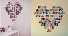 Decoração Estilo Tumblr - Fotinhas