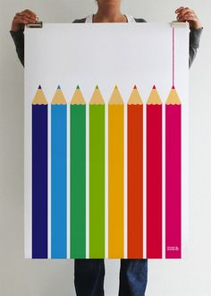 Colorful Posters to Brighten Up Your Day - My Modern Metropolis
