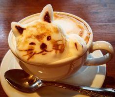 latte art zoo