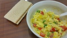 Hungry Hubby And Family: Cohen Diet/ Low Carb: Microwave Scrabled Eggs Cohen Diet Recipes, Microwave Scrambled Eggs, Weekly Menu, 2 Ingredients, Guacamole, Recipies, Lunch Box, Low Carb, Dinner