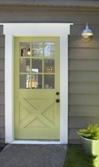 1000 Images About Ranch Update On Pinterest Brick Ranch Exterior Window Trims And Front Door