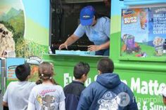 Ben & Jerry's dished out about 16,000 cups of free Bonnaroo Buzz, Late Night Snack, and other flavors of its ice cream—and gained more than 2,000 new Twitter followers—during its Summer Scoop Truck Tour in Miami in 2011. The program, managed by Gigunda Group, invited the brand's fans on Twitter and Facebook to help determine where the truck would stop each day, with the goal of raising the brand's profile in the Miami market and attracting new customers.
