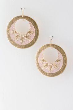 Rose Dori earrings